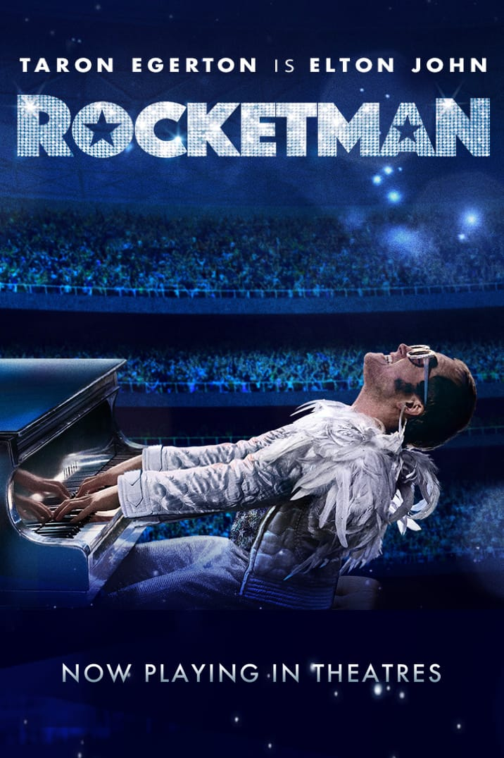 CINEPSICOANÁLISIS / FILM: ROCKETMAN. Dexter Fletcher (2019).